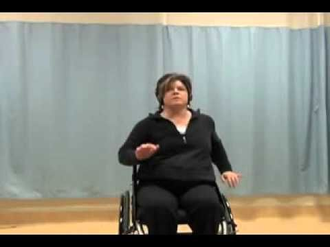 Seated Aerobics Exercise Class   YouTube