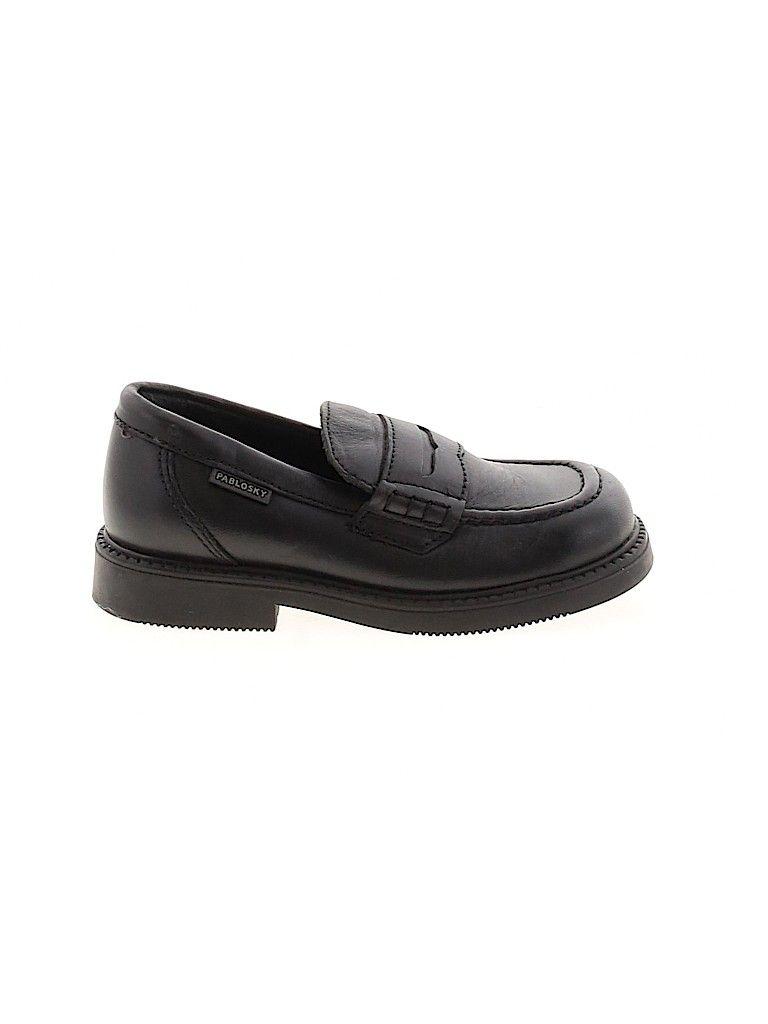 Pablosky Dress Shoes Black Shoes Size 25 Boys Black Dress Shoes Boys Brown Dress Shoes Black Dress Shoes [ 1024 x 768 Pixel ]