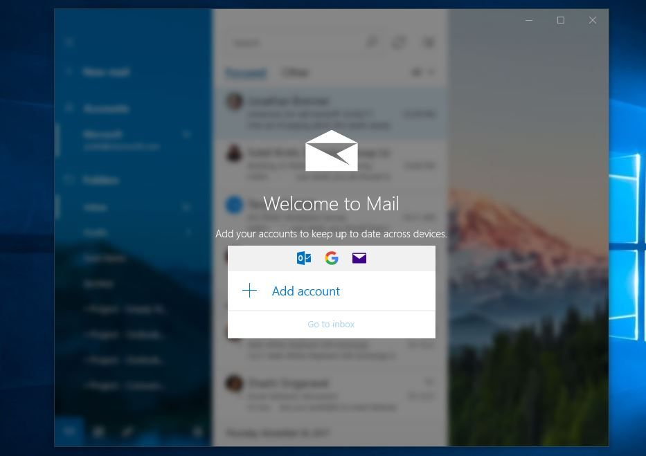 Solved Windows 10 Mail App Not Working, Mail app is not