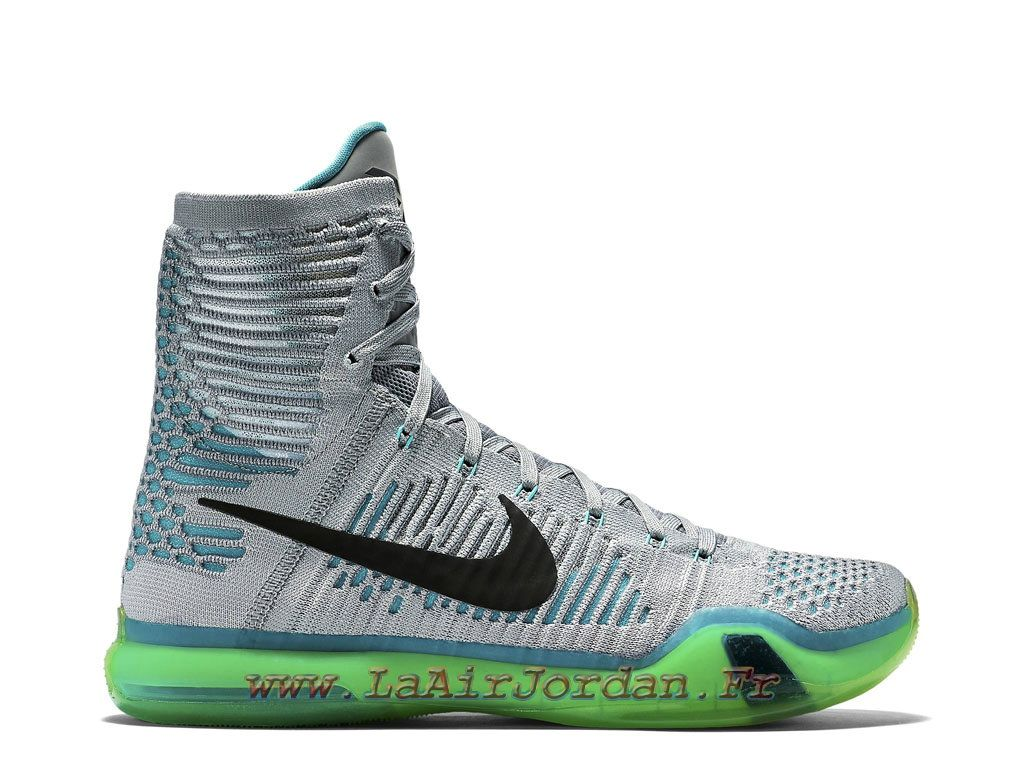 official photos b6e66 3f3c6 Nike Kobe X Elite High Chaussures NIke Pas cher Pour Homme Elevate  718763041