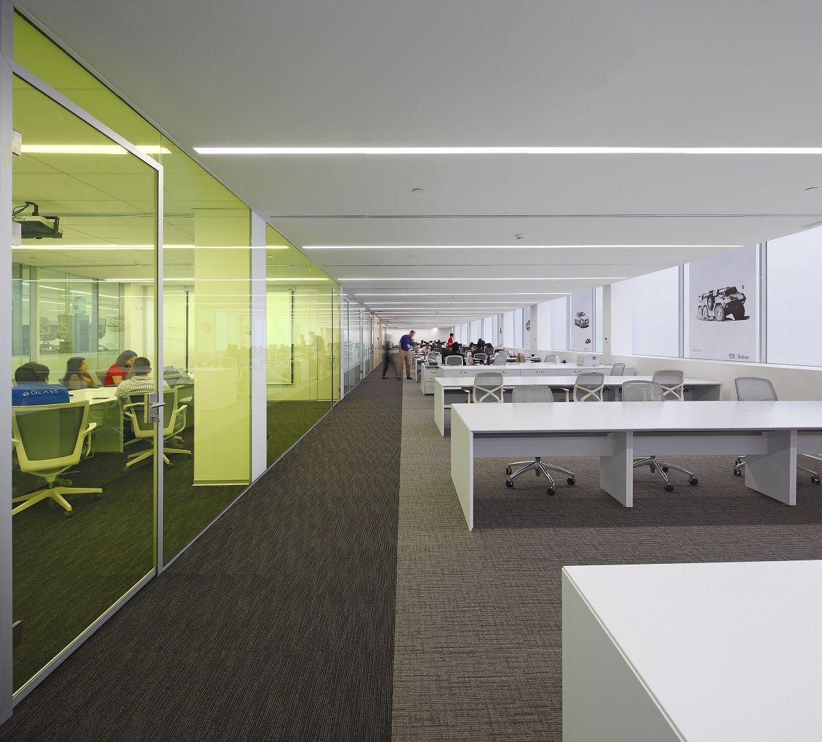 Nave industrial y oficinas agp eglass en lima for Diseno de interiores lima