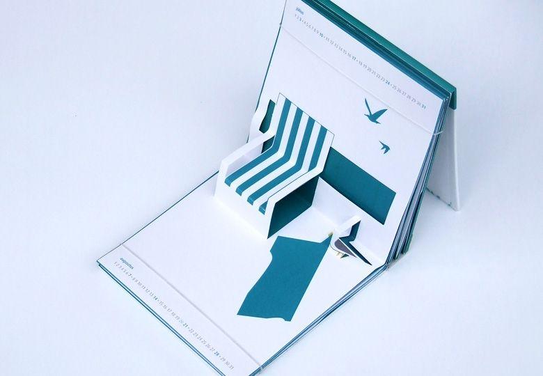 Popup calendar - Packaging - Sakál Design - packaging design, packaging designer - Róbert Sándor