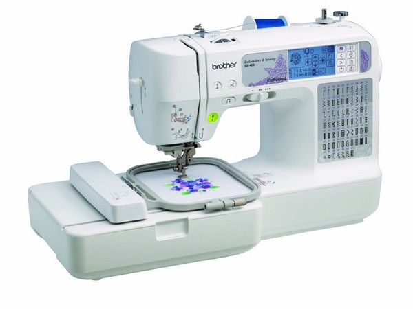 40 Best Embroidery Machines Reviewed [40 Embroidery Machines Custom Brother Hc1850 Sewing And Quilting And Embroidery Machine