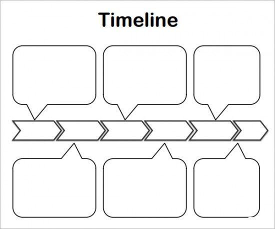 Blank timeline worksheet apprentice training prgramme pinterest blank timeline worksheet ibookread PDF