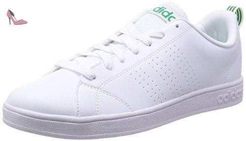 Chaussures Blanc ADIDAS F98490 AVANTAGE 46 Blanc