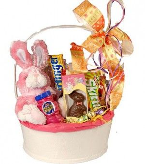 How To Put an Easter Basket Together