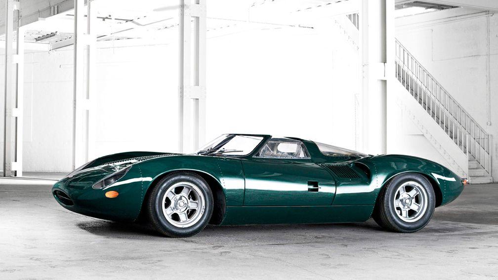 @Jaguar XJ13