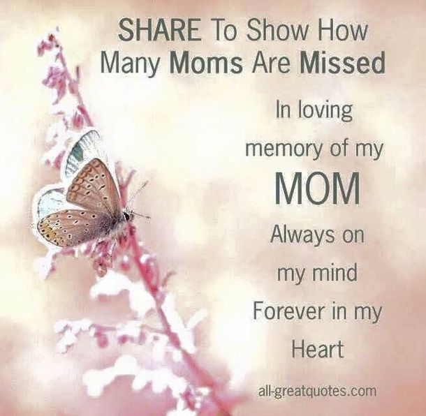 10 Image Quotes For Moms In Heaven On Mother S Day Mom In Heaven