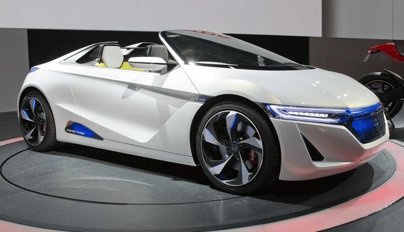 2020 Honda Sport EV STEER Redesign, Engine, Price