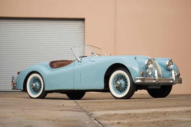 1956 Jaguar XK-140MC OTS Roadster Maintenance/restoration of old/vintage vehicles: the material for new cogs/casters/gears/pads could be cast polyamide which I (Cast polyamide) can produce. My contact: tatjana.alic14@gmail.com