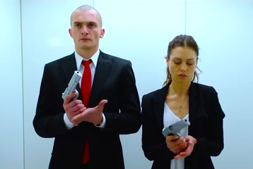 Hitman Agent 47 Official Trailer 2 Video Dailymotion