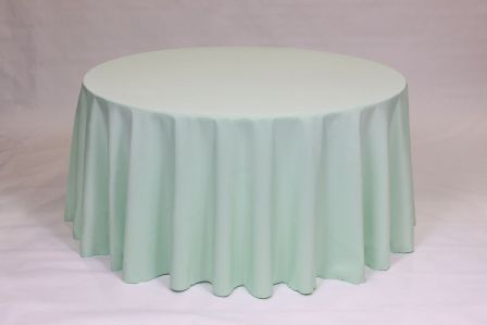 Mint Green Tablecloth rentals Wedding Pinterest Tablecloth