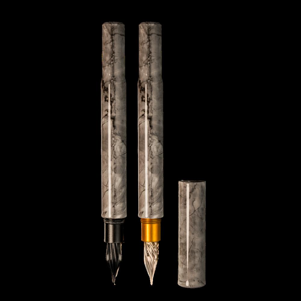 Shizuku Pen Jupiter Fountain Pen Ink Making Glass Fountain Pen