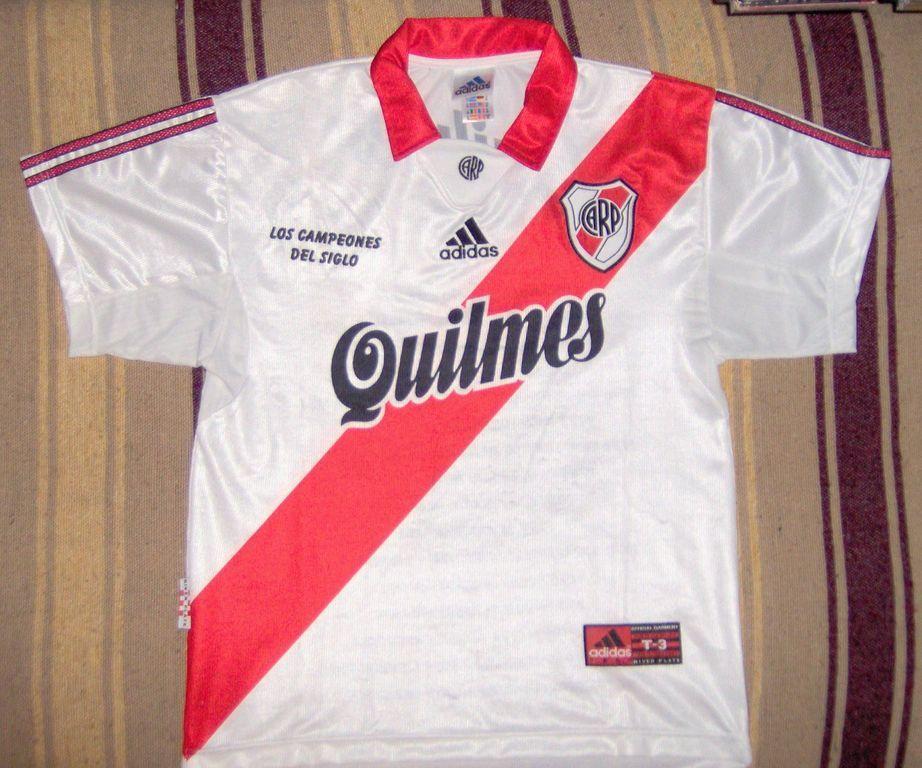 81e0dd60e65 River Plate Special football shirt 1998 - 1999