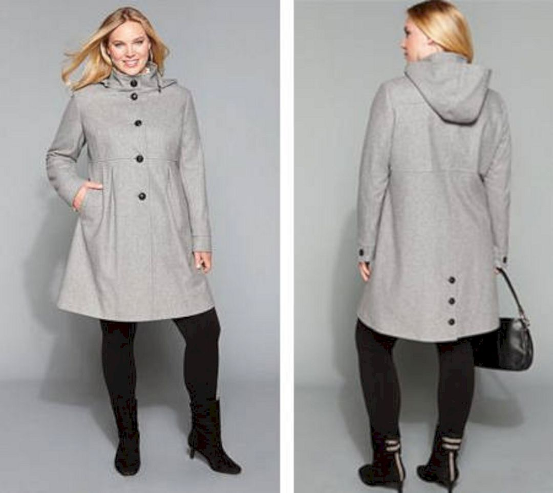 35  Affordable Plus Size Winter Coats For Women | Winter coats for ...