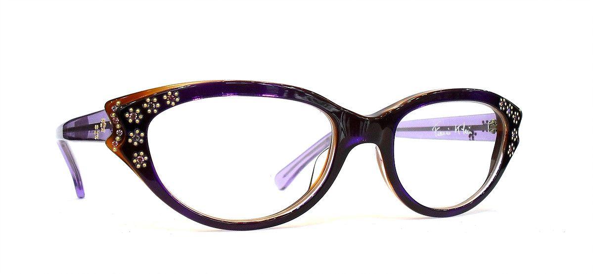 95a34ea7c171 VIRGO N12  francisklein  signaturestyle  luxuryeyewear. VIRGO N12   francisklein  signaturestyle  luxuryeyewear Swarovski Crystals