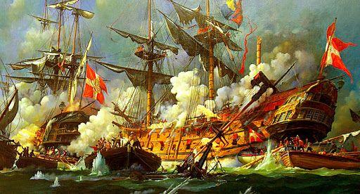 Resultado de imagen para Fotos de la batalla de Copenhague