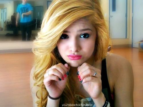Chachi Gonzales And Chris Brown