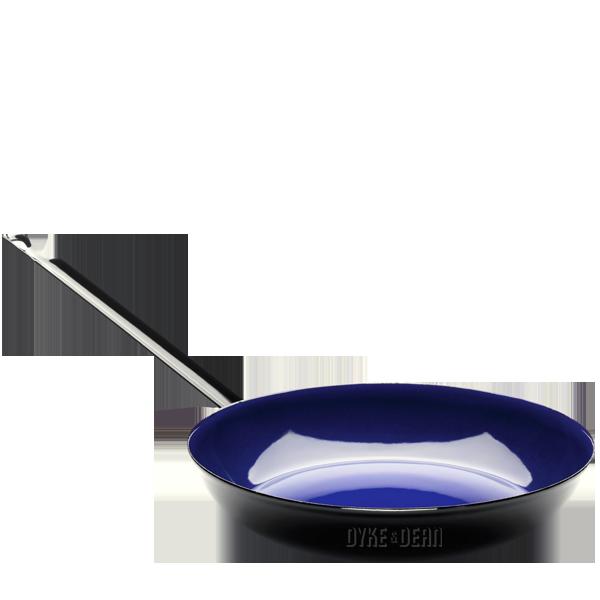 RIESS ENAMEL FRYING PANS 24 cm £33