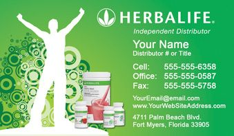 17 Best images about Herbalife Business Cards on Pinterest   Logos ...