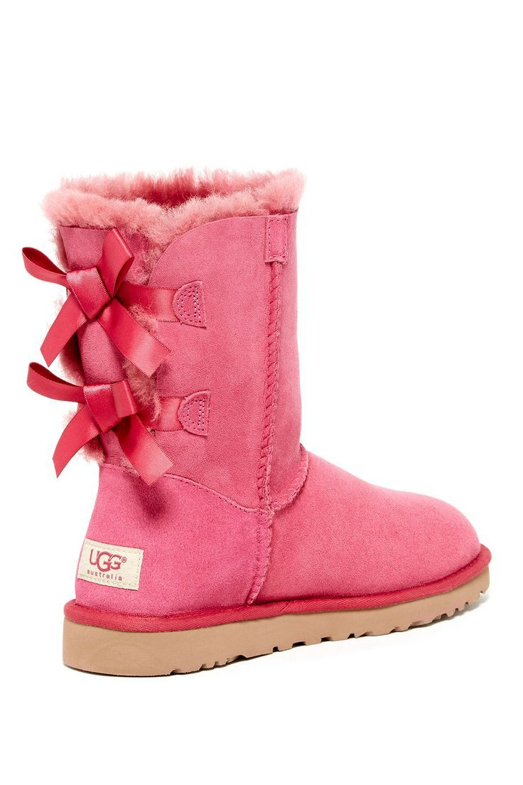 all pink uggs