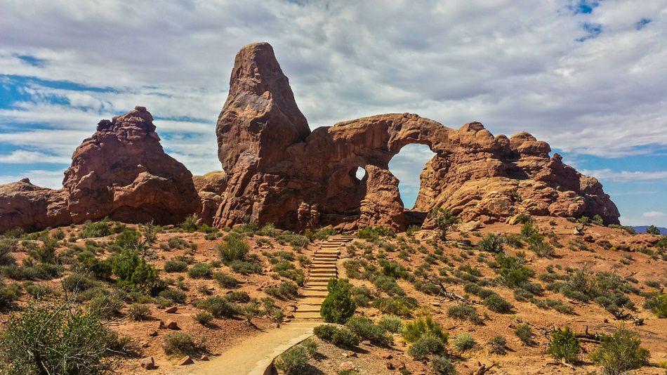 Arches National Park Utah USA van Dimitri Verkuijl #utahusa