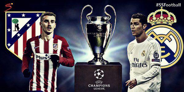 Champions league 2016 final live stream UEFA Champions League final UEFA  Champions League final Prediction 2016 UEFA Champions League final schedule  UEFA ...