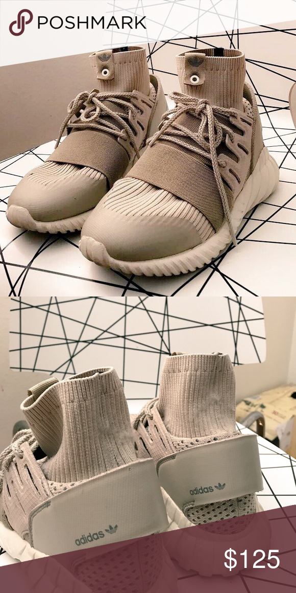 641dec25 Adidas tubular doom PK special forces I have only worn these a few times  still in