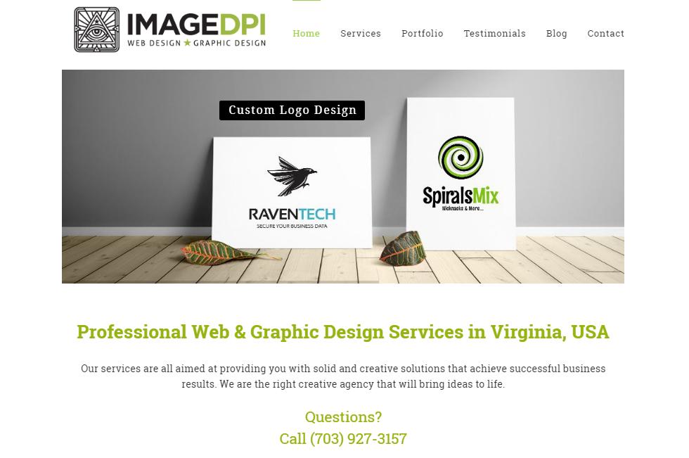 Imagedpi Graphics A Professional Website Design Company Washington Dc Usa Provides Prin Graphic Design Company Professional Web Design Website Design Company