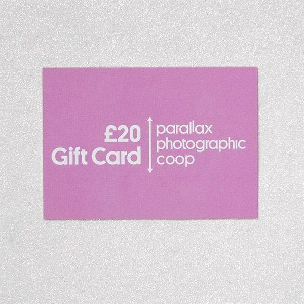 Parallax Gift Card 20 Christmas