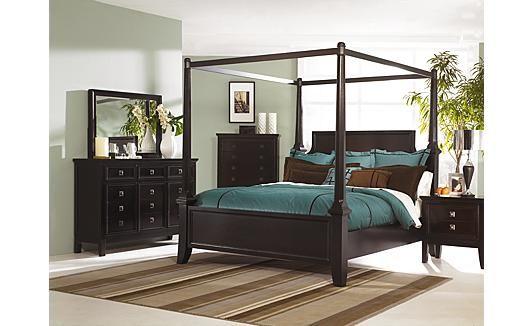 Martini Suite Poster Bedroom Set Ashley Furniture In King Canopy Bedroom Sets Bedroom
