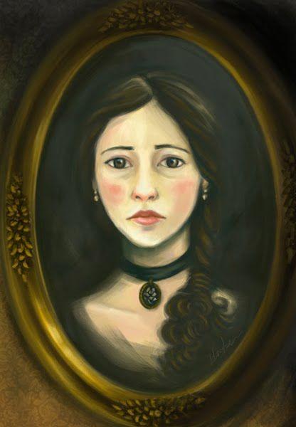 По овальный портрет картинки