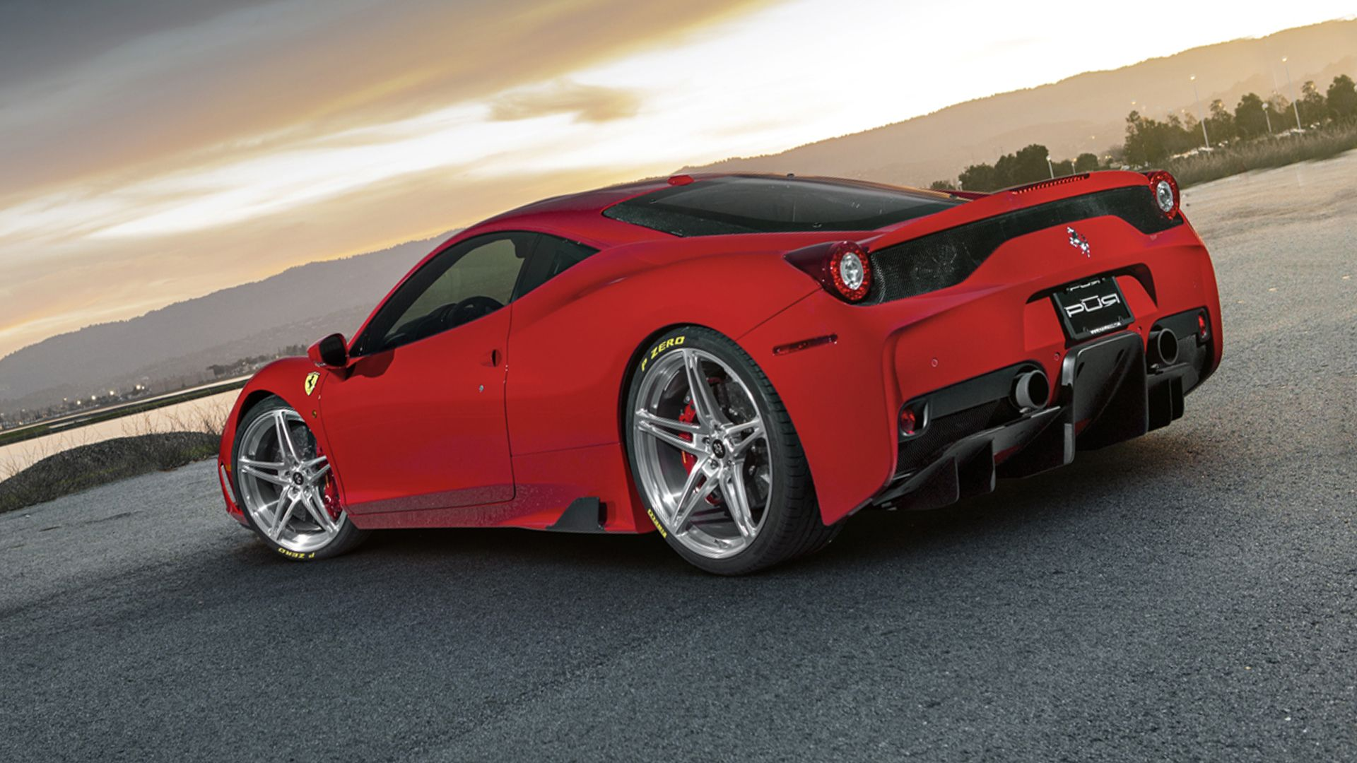 New 2019 Ferrari 458 Speciale Specs Features Ferrari 458