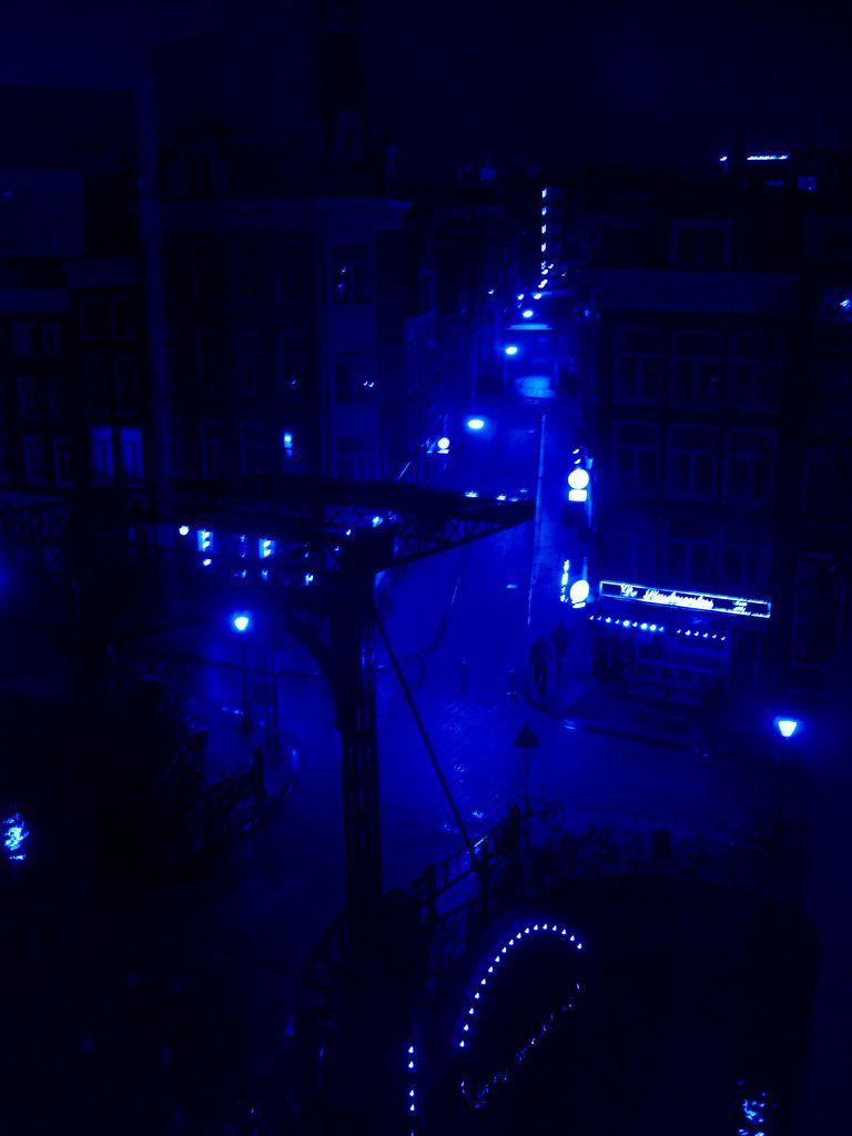 Red Light Blue Light Night Aesthetic Blue Aesthetic Aesthetic