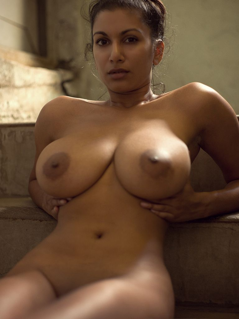Black Nude Beautiful Women