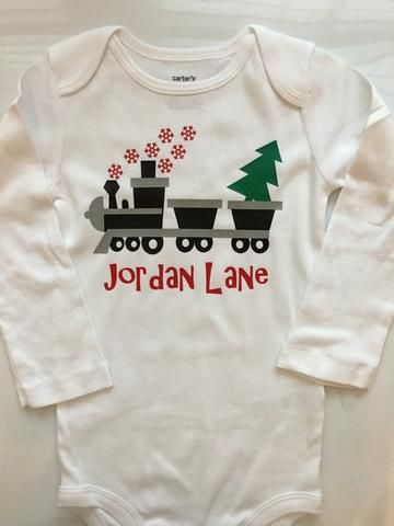 174750d34 Baby boy Toddler Boy Christmas outft - Christmas Train outfit - toddler boy  christmas - baby boy christmas outfit - holiday outfit