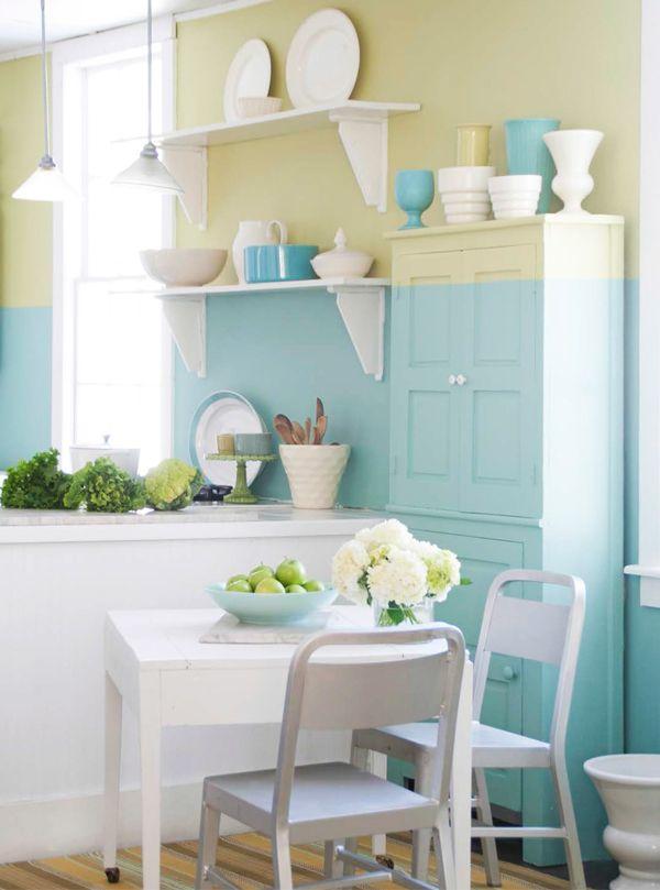 Renovieren Streich Ideen und Streichen Tipps fresHouse | Haus deko, Dekor und Wohnzimmer streichen