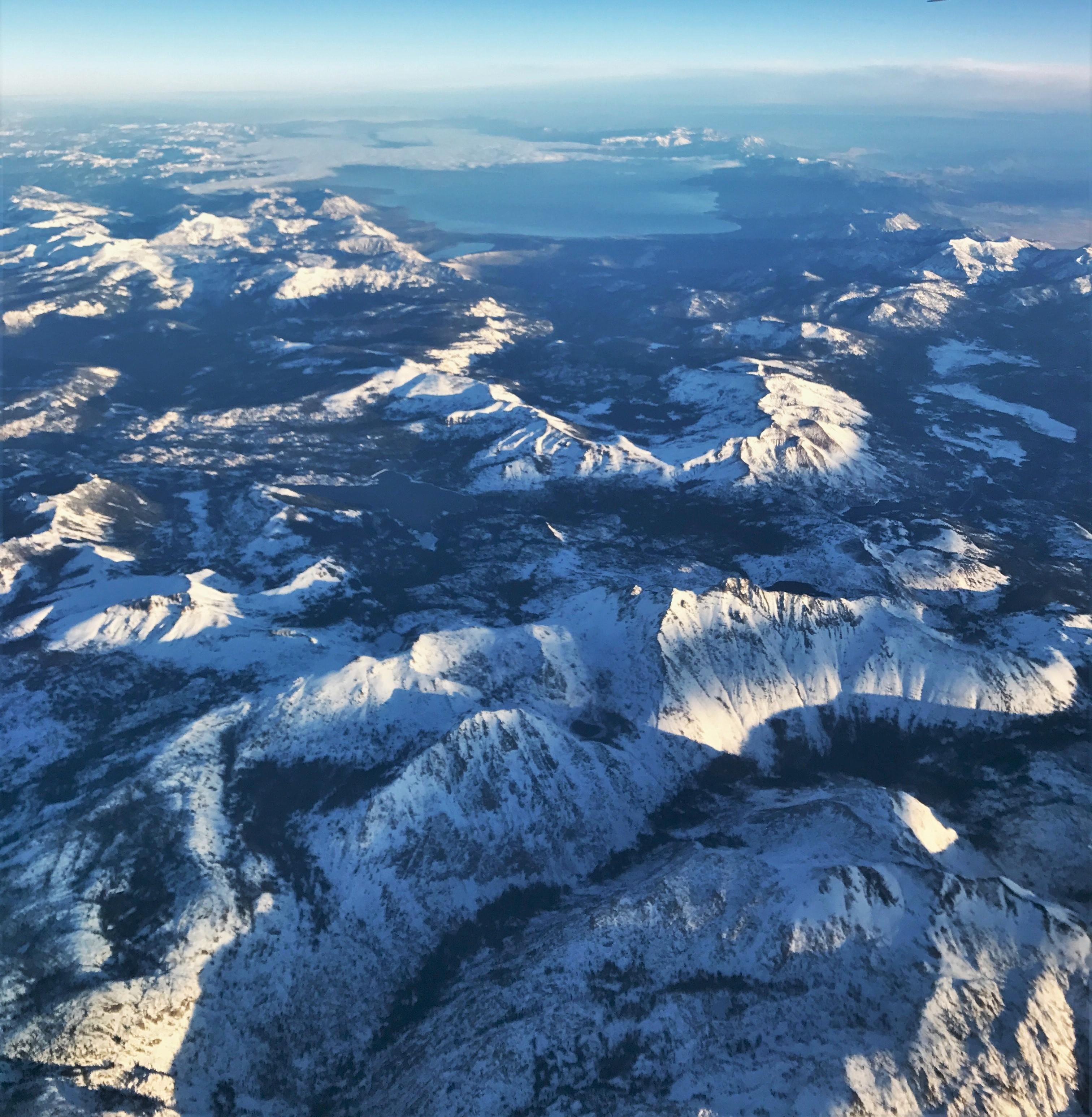 Pin By Erna Jaksic On Nature Lake Tahoe Sky Amazing Nature