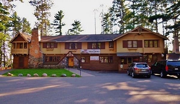 Little Bohemia Lodge Manitowish Wi Home To A Botched Fbi Raid