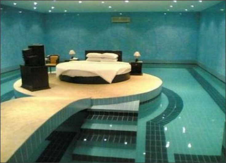 cool swimming pool bedrooms - google search | jeeves, my good man