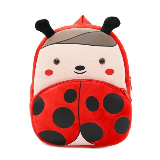 2018 3D Cartoon Plush Children Backpacks kindergarten Schoolbag Animal Kids  Backpack Children School Bags Girls Boys Backpacks 7dc7853cdd3ba