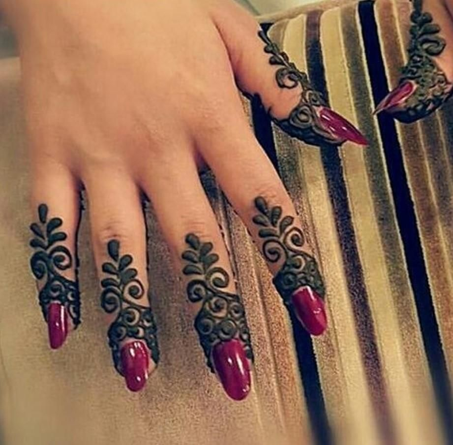 Trending Mehndi Designs 50 Latest Henna Tattoo Ideas For 2018: Trending Mehndi Designs-50 Latest Henna Tattoo Ideas For