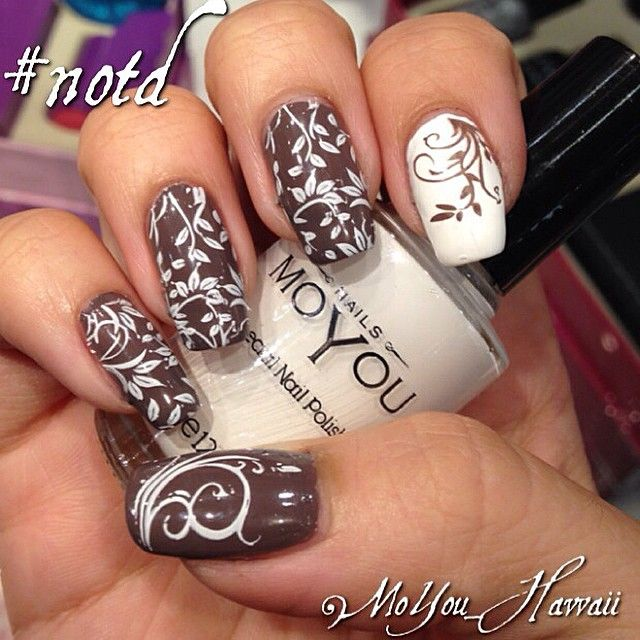 With Moyou Nail Stamping Plates You Will Be Able To Use The Polish
