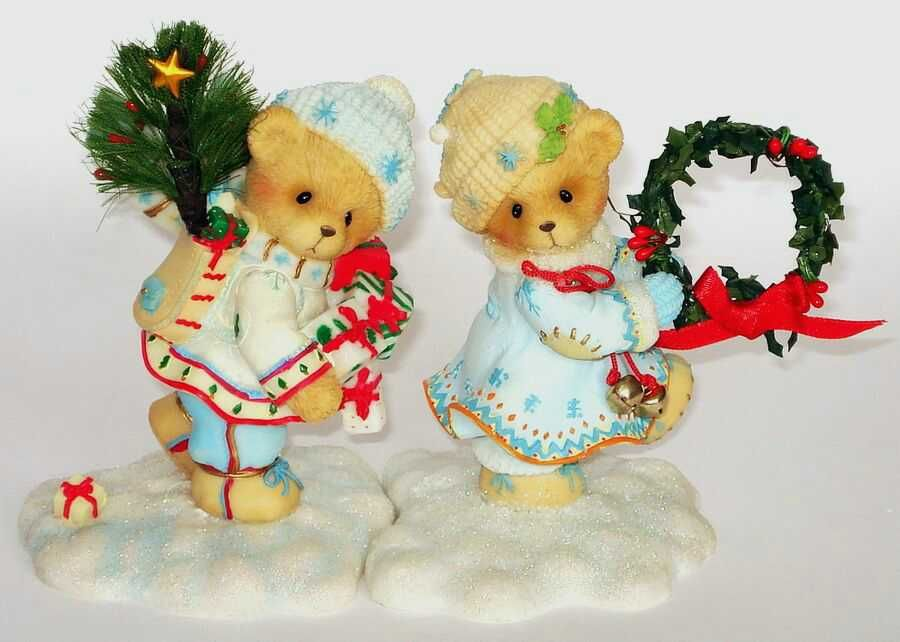 """Erik & Inga """"Gifts From The Heart...The Beary Best Part"""" (11th In Laplander Series)"""