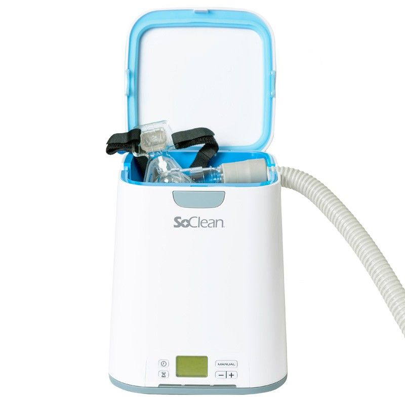 Soclean 2 Cpap Cleaner Sanitizer Cpap Cleaning Cpap Cpap Mask