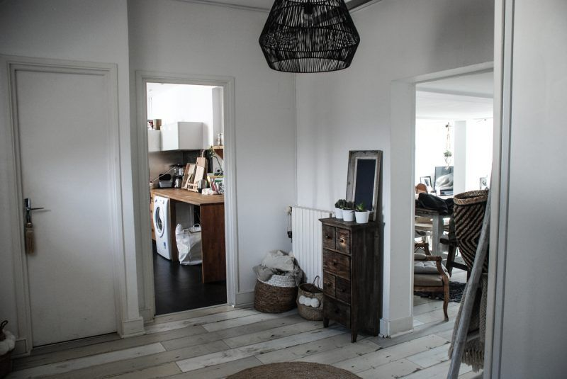 MA DECO : ENTREE & CUISINE | Apartment therapy, Decoration and Salons