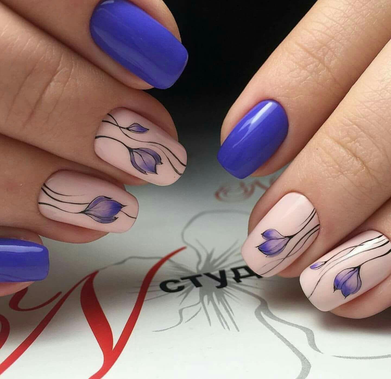 Pin von Žaneta Hubená auf Will try this nails | Pinterest | Nagelschere