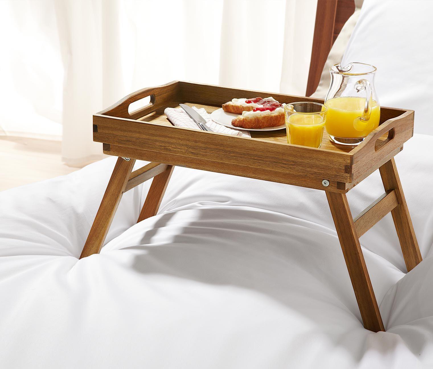 Rolltisch bett  Frühstück im #Bett mit dem #Tablett-Tisch für €29,95 von #Tchibo ...