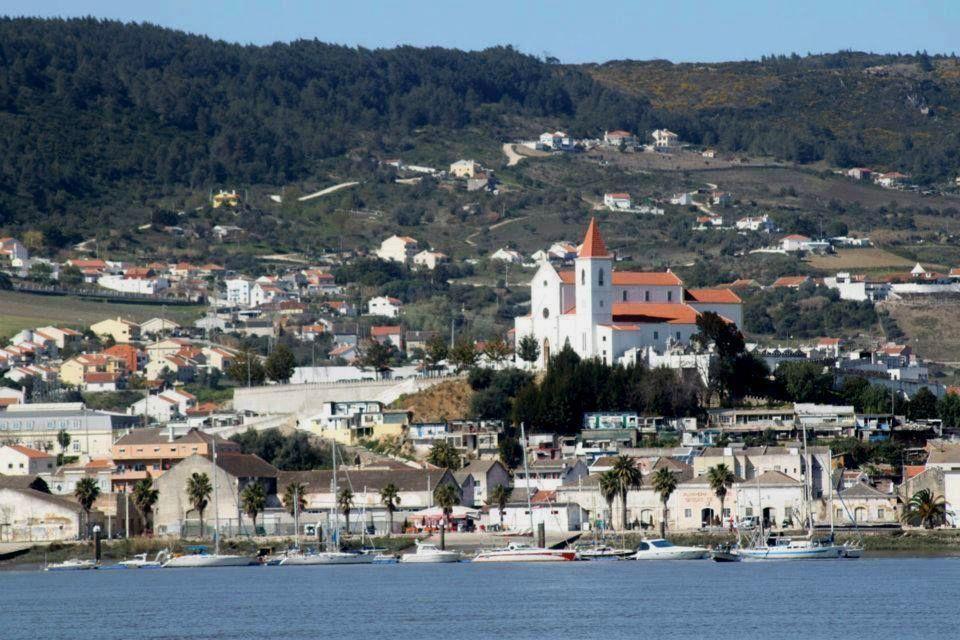 Vila de Alhandra, Portugal <3