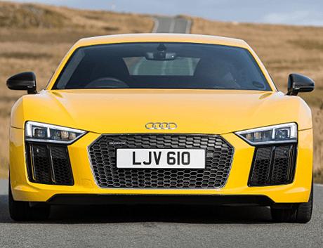 2017 Audi R8 V10 Spyder Price Canada